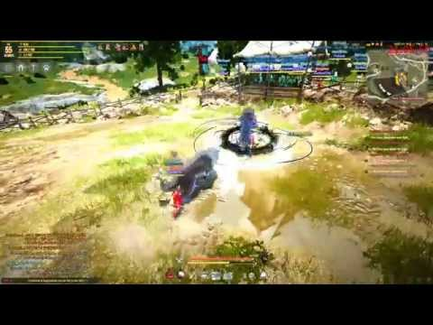 [Black Desert]กิจกรรม PvP MaCoy Tournament ครั้งที่ 1 (Hightlight)