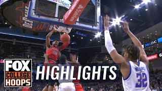 LJ Figueroa's career-high 28 points pace St. John's past DePaul | FOX COLLEGE HOOPS HIGHLIGHTS by FOX Sports