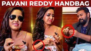 Video Pavani Reddy Handbag Secrets Revealed | Super Fun Chat | Chinna Thambi Serial MP3, 3GP, MP4, WEBM, AVI, FLV Agustus 2018