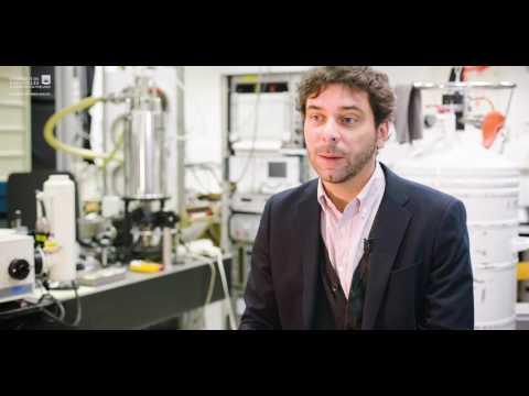 Julien Barjon, chercheur
