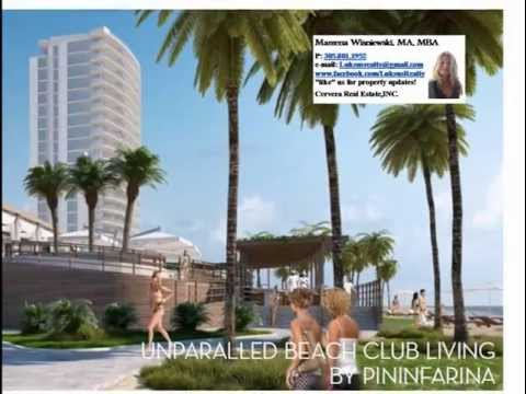 BEACHWALK Hallandale-Miami, FL Best Condos Sale-Rent Call Marzena 305-801-1952