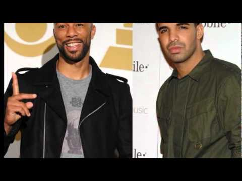 Common and Drake Beef ( How it all Started)
