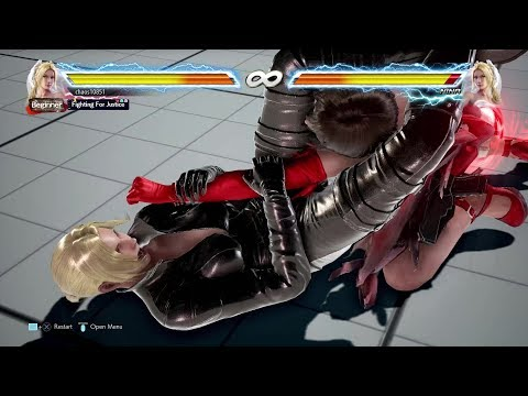 Tekken 7 - All Rage Arts (New DLC) (видео)