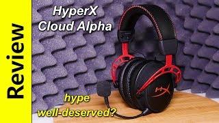 Video HyperX Cloud Alpha | is the hype well-deserved? MP3, 3GP, MP4, WEBM, AVI, FLV Juli 2018