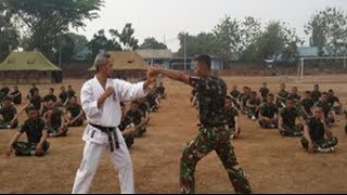 Video Kopassus Hajar Master Karate dari Jepang Hanya Sekali Pukul MP3, 3GP, MP4, WEBM, AVI, FLV Agustus 2018