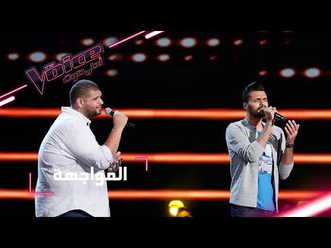 """""""المواجهة المباشرة"""" بين خالد حلمي ومروان الفقي في The Voice"""
