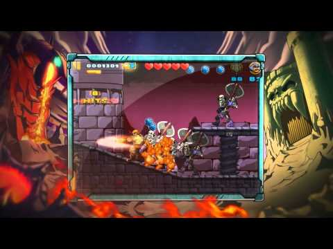 Video of He-Man: The Most Powerful Game
