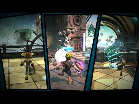 PS3 PlayStation Move Heroes Story Game Trailer