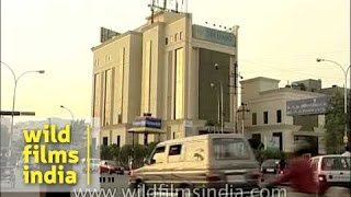 Noida India  city images : The cleanest city in India - Noida, Uttar Pradesh