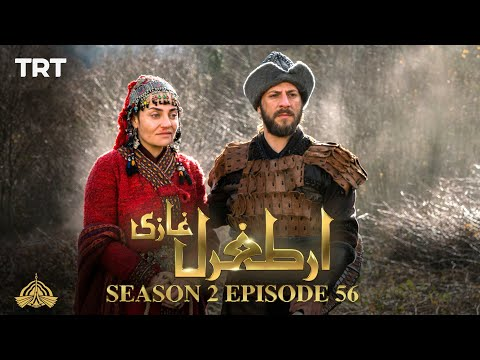 Ertugrul Ghazi Urdu | Episode 56| Season 2