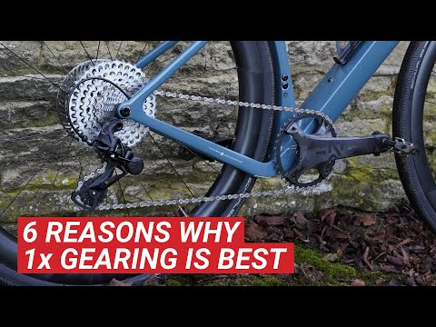 6 Reasons 1x Gearing Is Better: Why I love it and why you might too