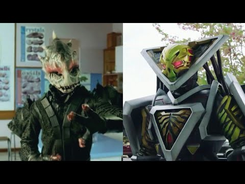 Mesogog's Reveal vs Evox's Reveal