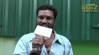 Tholkappian at Soora Kathu Movie Press Meet