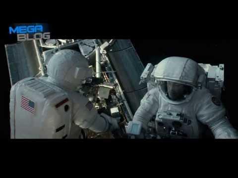 Gravitacija (Gravity) - Trejler #2 [HD]