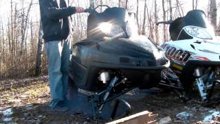 9. 2010 Arctic Cat Crossfire 800 Sno Pro le with Jaws Can