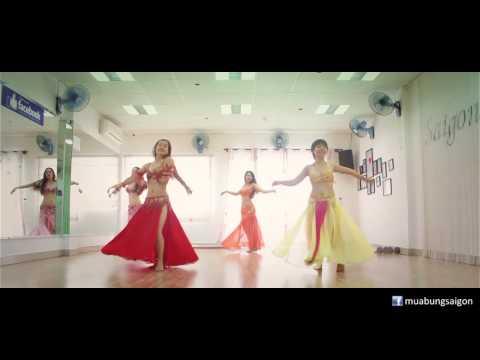 BELLY DANCE La Azon