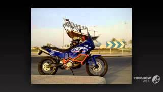 8. KTM 990 Adventure Dakar 2011
