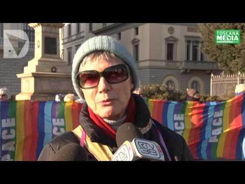 NANCY BAELY SU MANIFESTAZIONE CONTRO DONALD TRUMP - dichiarazione