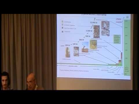 """Jornadas """"Móstoles sin petróleo"""": Pedro Prieto-Crisis energética:Una historia de ciencia-realidad 1/7"""