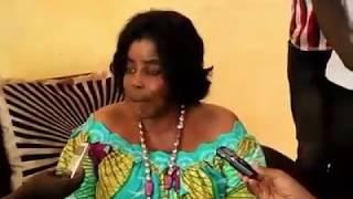 Mme Véronique Aka dénonce  le braquage électoral d'Affi N'guessan dans la Région du Moronou
