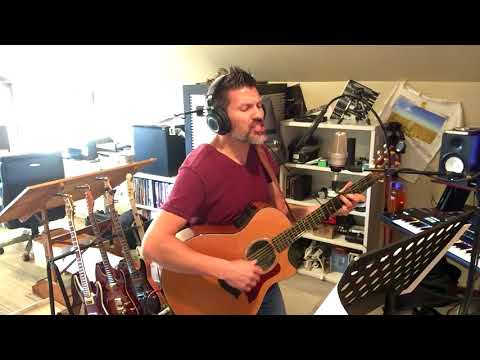 Beautiful Day- U2 Cover-Jason Pendola Live Loop