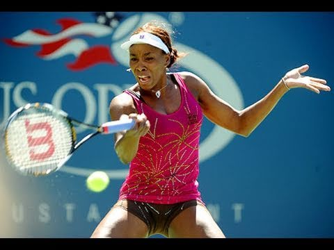 Venus Williams US Open Outfit