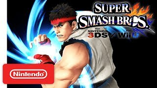 Super Smash Bros. for Nintendo 3DS / Wii U - New Content Approaching 6.14.15
