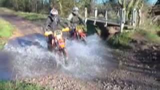 4. Goodbye to my 2004 KTM 400 EXC - A true classic Dirt Bike.