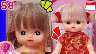Video Mainan Boneka Eps 58 Teman Baru Mell Chan - GoDuplo TV MP3, 3GP, MP4, WEBM, AVI, FLV Juni 2019