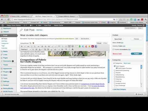 Tutorial: SEO Best blogging practices