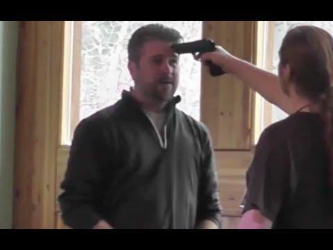 """Official"" Worlds Fastest Gun Disarm? Black belt Victor Marx (VM disarm)"