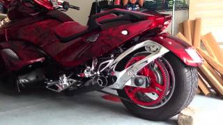 7. 2008 Custom Can Am Spyder for sale