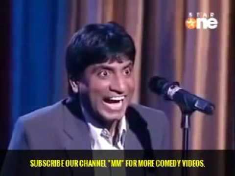 Raju Srivastava best performance in comedy circus