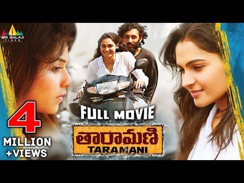 Taramani Latest Full Movie | Andrea Jeremiah, Anjali | New Full Length Movies @SriBalajiMovies