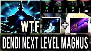 Dota 2 NaVi Dendi Is Back ! Next LEVEL MAGNUS GAMEPLAY New Video Dota 2 WTF 9 Hours Compilation...