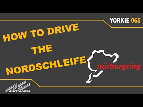 Assetto Corsa: How To Drive The Nordschleife - 5K Subs Special (FFB Wheel Settings)