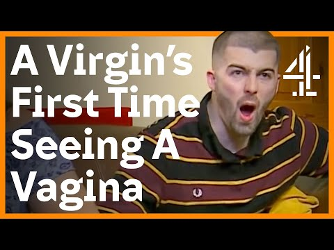 Gogglebox l Watching a virgin take on Naked Attraction