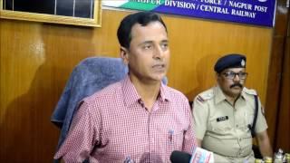 Nagpur RPF  Seize 300  bottles of  liquor