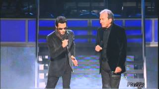 Marc Anthony y Jose Luis Perales Latin Grammy YouTube