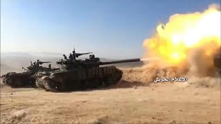 The Lebanese army says its destroyed 11 Islamic State positions along the border with Syria. On Saturday, the U.S.-backed army ...