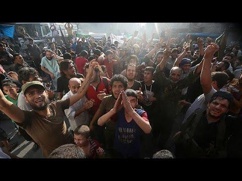 Συρία: «Έσπασε» η πολιορκία στο ανατολικό Χαλέπι, υποστηρίζουν οι αντάρτες – Διαψεύδει η Δαμασκός