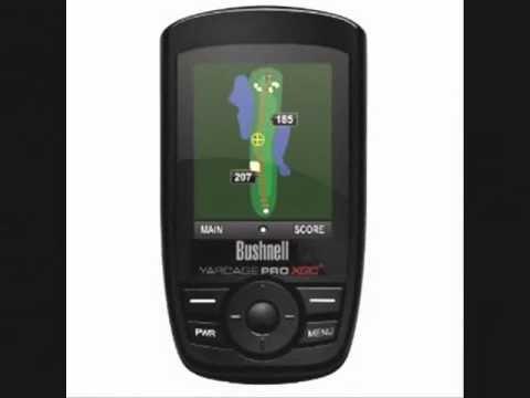 Bushnell Yardage Pro XGC Golf GPS