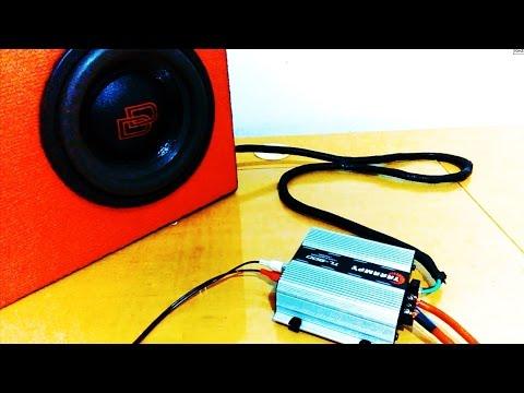 Amplificadores de Potenci - Gostou? Se inscreva e compartilhe! Veja o post (em construção): http://blog.lojadosomautomotivo.com.br/como-instalar-modulo-1801 Como instalar Módulo Amplifi...