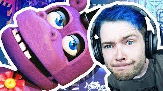 MR HIPPO'S JUMPSCARE!!! | Ultimate Custom Night #3