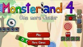 Monsterland 4 One More Junior Level1-24