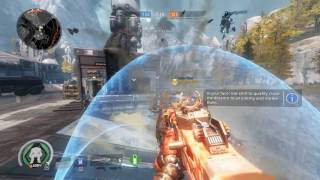 Started getting back into Titanfall 2 again, and this the result for 90% of my games. I love this game.
