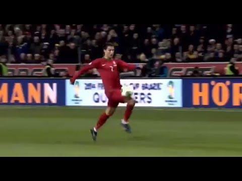 Video: Ronaldo's amazing hat-trick - Sweden vs Portugal