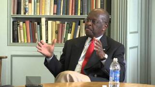 Be part of Wisconsin's Newsroom, send your videos to WI@jsnewsroom.com Republican presidential candidate Herman Cain ...