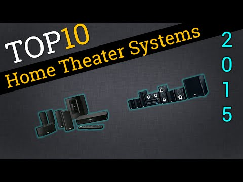 Top 10 Home Theater Systems 2015 | Compare The Best Home Theater Systems