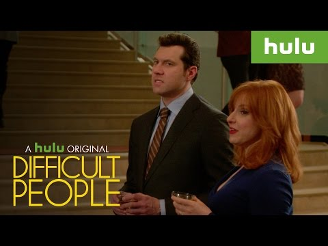 Difficult People Season 1 - Trailer (Official)